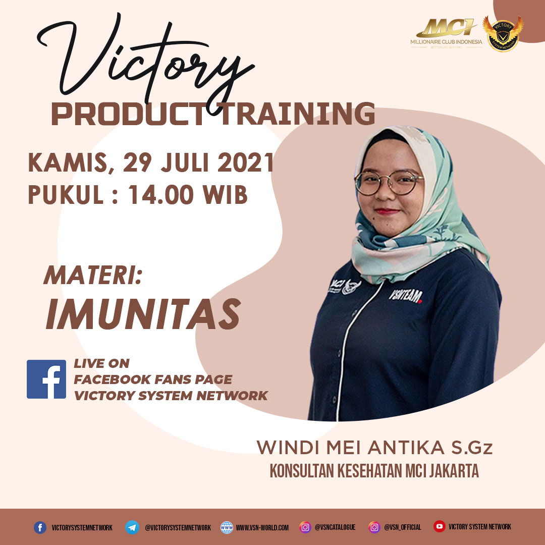 Victory Product Training