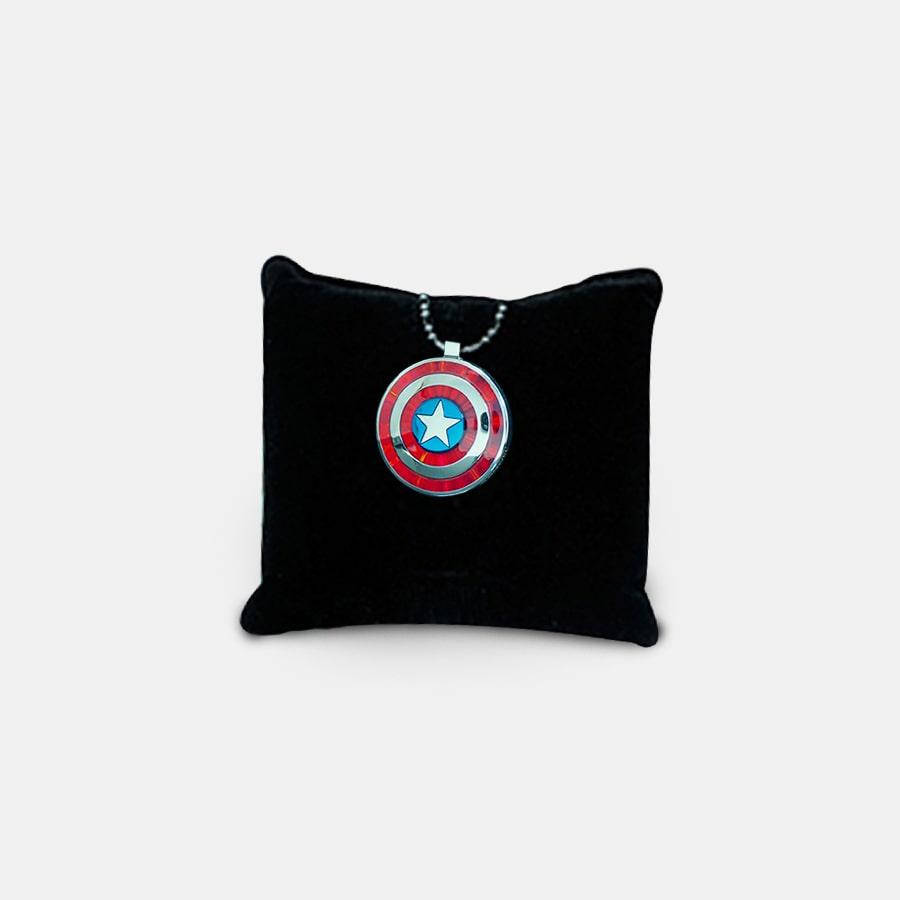 Pendant Captain America