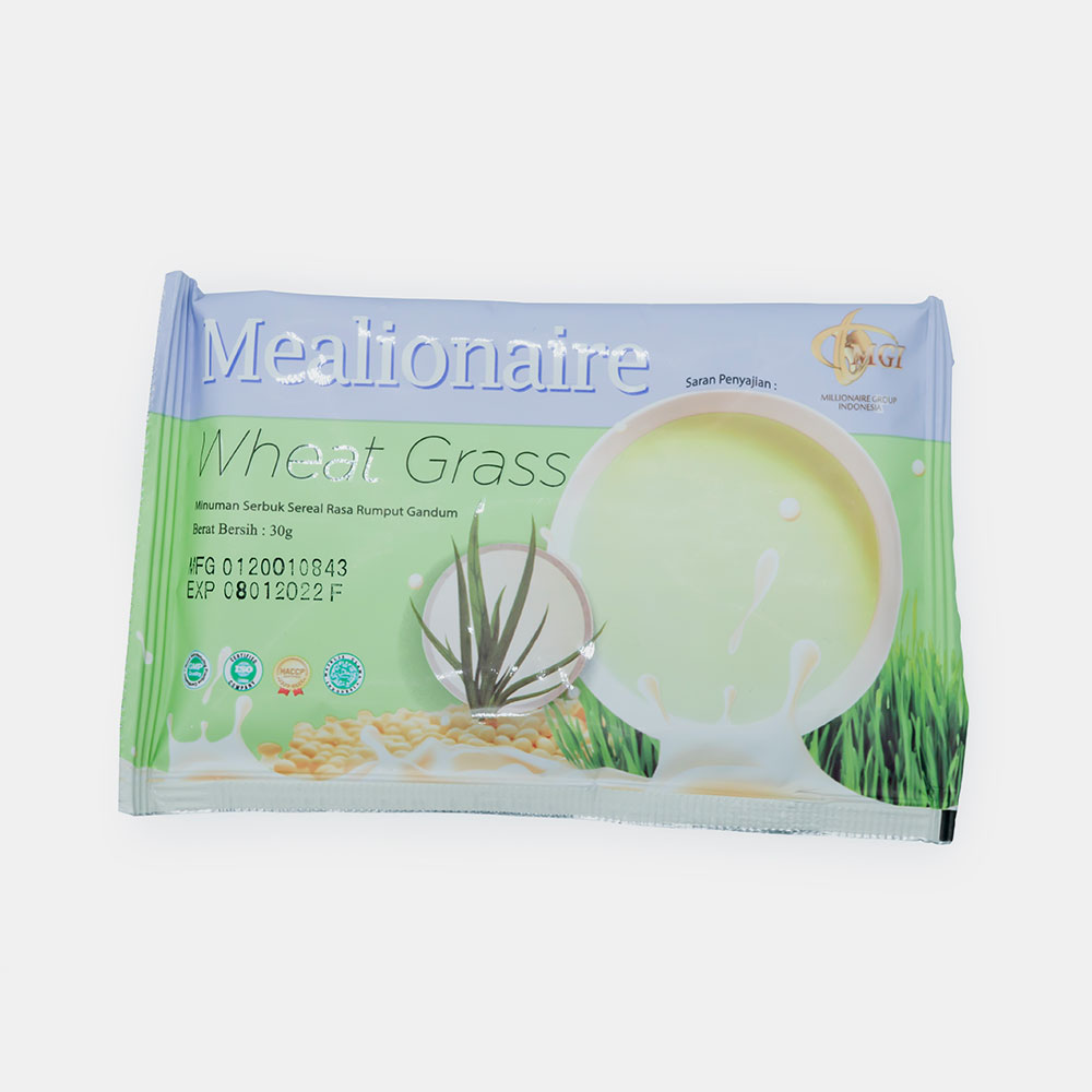 Mealionaire wheat Grass