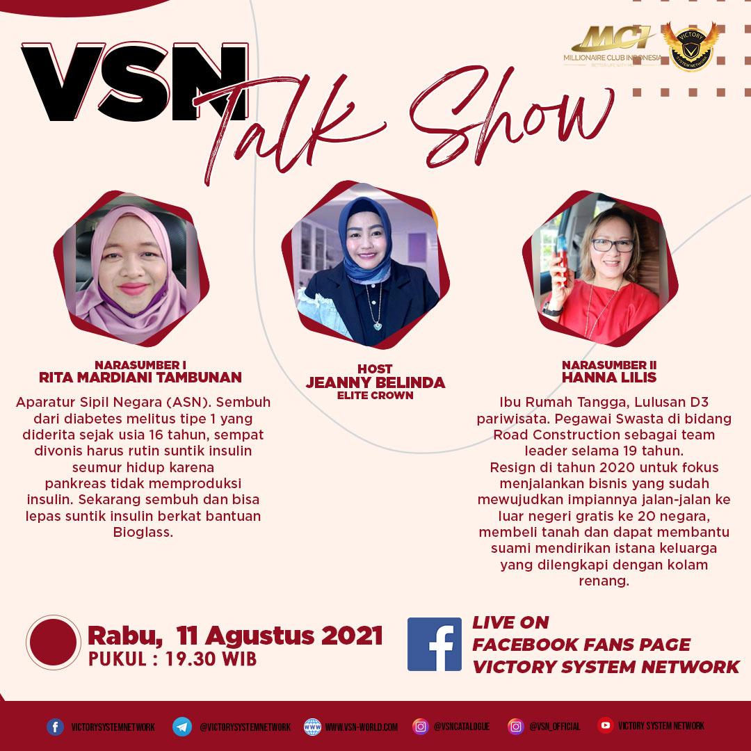 VSN Talk Show