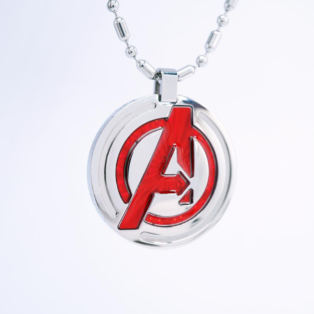 Pendant Avengers Red