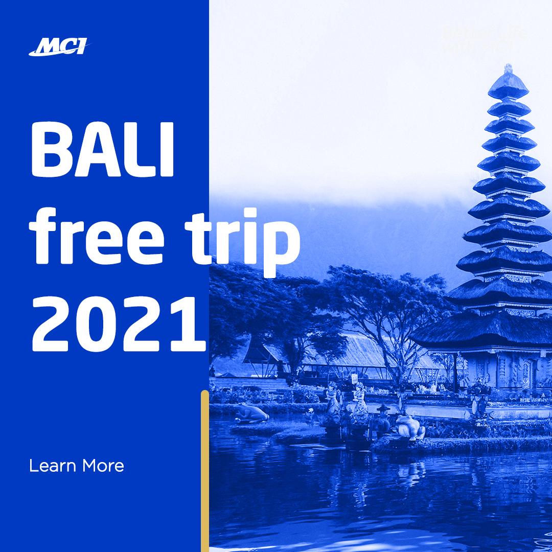 Bali Free Trip 2021